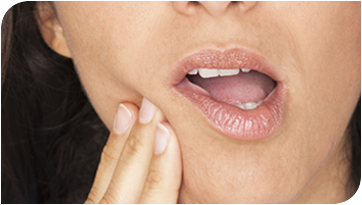 Symptoms of Tooth Sensitivity